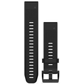 Garmin fenix 5 Silikonarmband QuickFit 22mm black